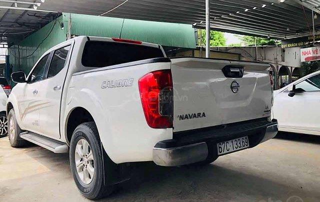Cần bán xe Nissan Navara năm sản xuất 2019, màu trắng, nhập khẩu còn mới, giá 555tr2
