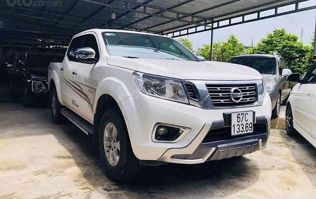 Cần bán xe Nissan Navara năm sản xuất 2019, màu trắng, nhập khẩu còn mới, giá 555tr0
