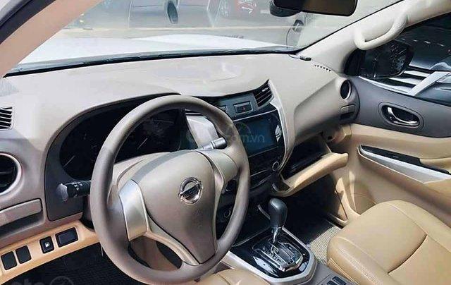 Cần bán xe Nissan Navara năm sản xuất 2019, màu trắng, nhập khẩu còn mới, giá 555tr1