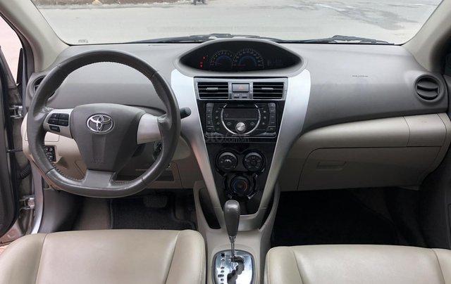Vios G số tự động 2012, xe gia đình sử dụng kĩ, mới cứng, bao test5