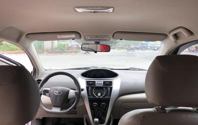 Vios G số tự động 2012, xe gia đình sử dụng kĩ, mới cứng, bao test7