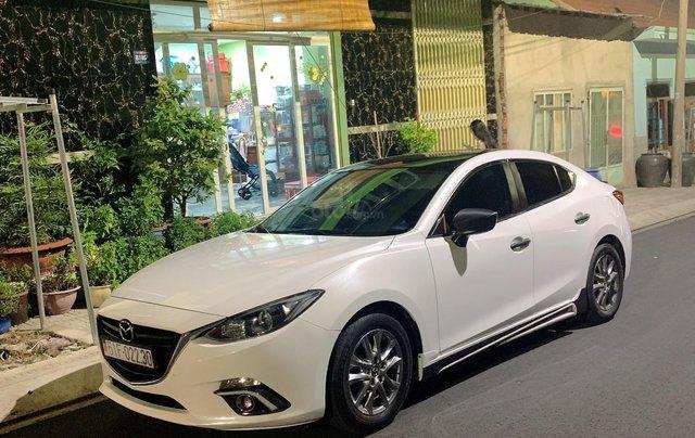 Bán Mazda 3 ĐK 2015 full đồ chơi cực đẹp, bao test0