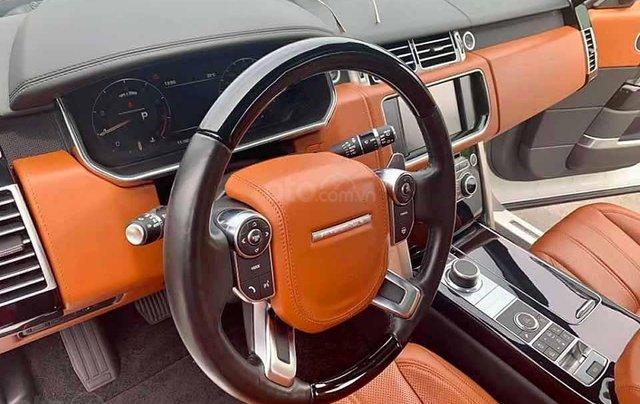 Cần bán gấp LandRover Range Rover năm sản xuất 2016, màu trắng, xe nhập  2