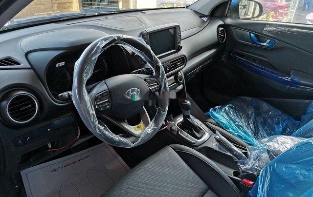 Bán Hyundai Kona sản xuất năm 2020, màu xanh lam, 614tr3