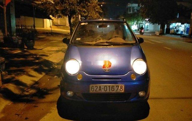 Cần bán Daewoo Matiz đời 2007, màu xanh lam, giá chỉ 82 triệu1