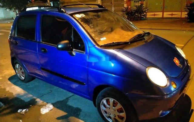 Cần bán Daewoo Matiz đời 2007, màu xanh lam, giá chỉ 82 triệu5