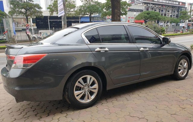 Bán Honda Accord đời 2010, màu xám, xe nhập, giá chỉ 475 triệu4