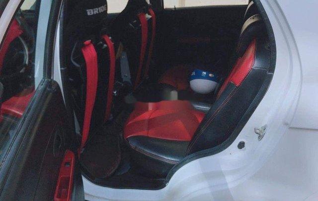 Bán Chevrolet Spark đời 2009, màu trắng, xe nhập giá cạnh tranh6