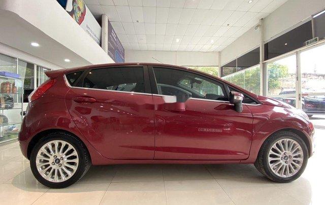 Bán Ford Fiesta sản xuất năm 2017, màu đỏ1