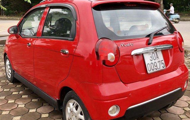 Bán Daewoo Matiz sản xuất năm 2010, màu đỏ, nhập khẩu3
