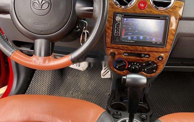 Bán Daewoo Matiz sản xuất năm 2010, màu đỏ, nhập khẩu6