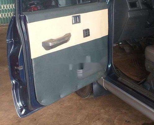 Cần bán lại xe Mitsubishi Jolie sản xuất năm 2001, màu xanh lam, nhập khẩu 9