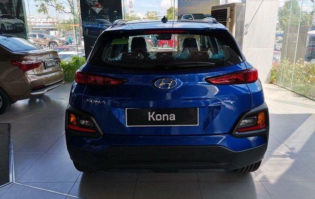 Bán Hyundai Kona sản xuất năm 2020, màu xanh lam, 614tr1
