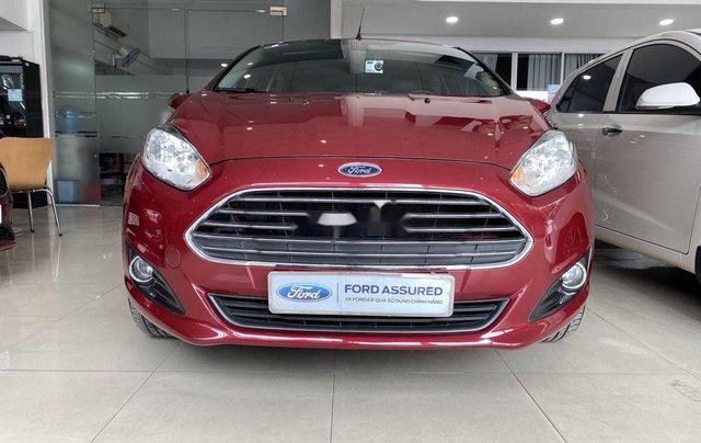 Bán Ford Fiesta sản xuất năm 2017, màu đỏ10