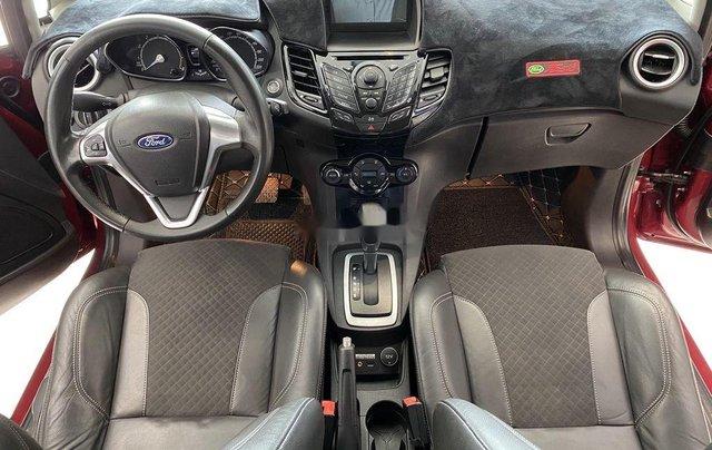 Bán Ford Fiesta sản xuất năm 2017, màu đỏ4