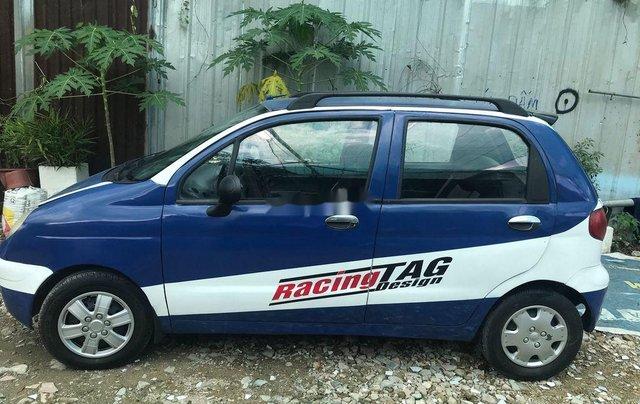 Bán Daewoo Matiz sản xuất năm 2004, màu xanh0