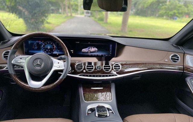 Bán Mercedes S450L đời 2020, màu đen8