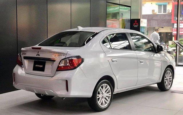 Bán Mitsubishi Attrage năm sản xuất 2020, màu trắng, nhập khẩu nguyên chiếc3