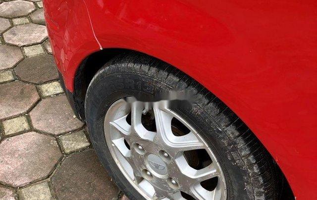 Bán Daewoo Matiz sản xuất năm 2010, màu đỏ, nhập khẩu5