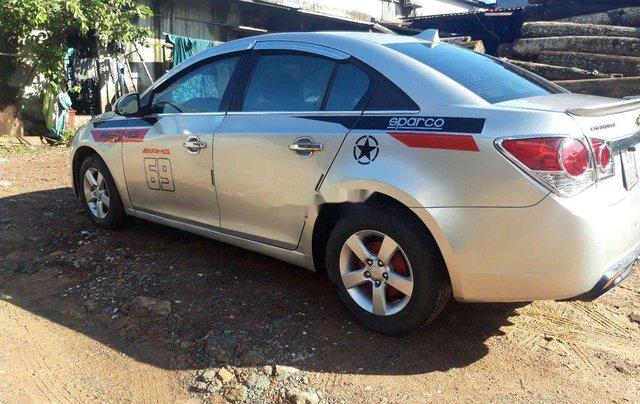 Bán ô tô Chevrolet Cruze đời 2010, màu bạc, nhập khẩu 8