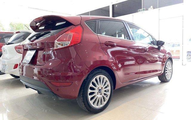 Bán Ford Fiesta sản xuất năm 2017, màu đỏ2