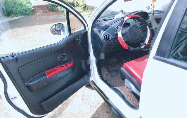 Bán Chevrolet Spark đời 2009, màu trắng, xe nhập giá cạnh tranh1