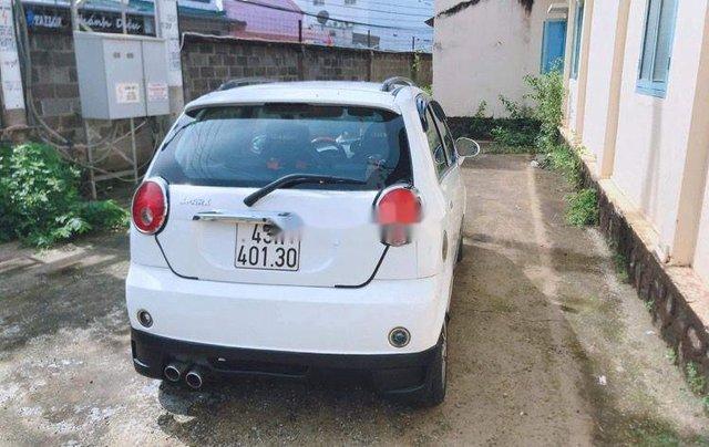 Bán Chevrolet Spark đời 2009, màu trắng, xe nhập giá cạnh tranh0