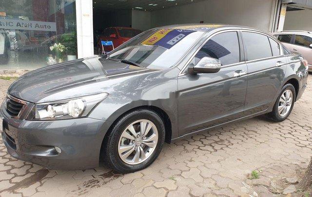 Bán Honda Accord đời 2010, màu xám, xe nhập, giá chỉ 475 triệu2