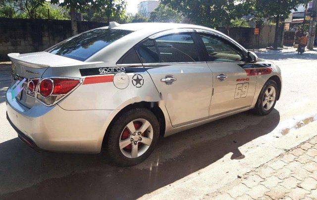 Bán ô tô Chevrolet Cruze đời 2010, màu bạc, nhập khẩu 0
