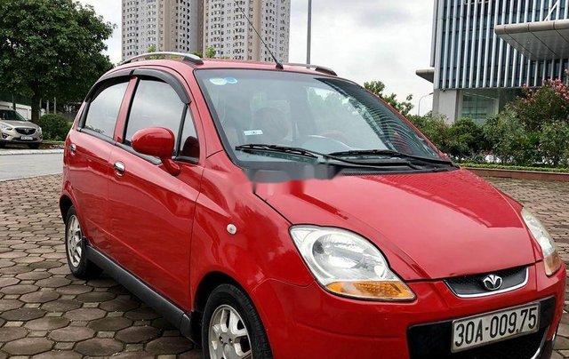 Bán Daewoo Matiz sản xuất năm 2010, màu đỏ, nhập khẩu0