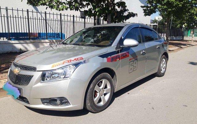 Bán ô tô Chevrolet Cruze đời 2010, màu bạc, nhập khẩu 3