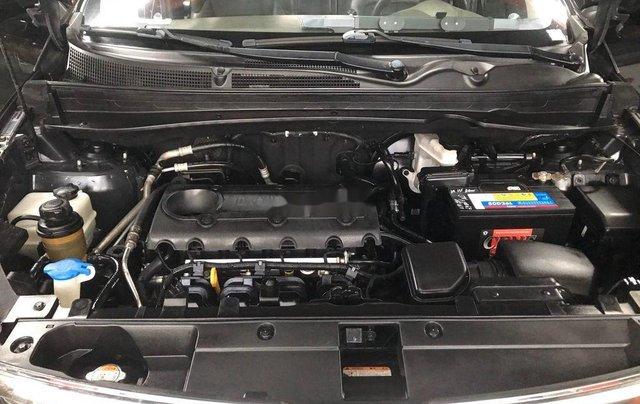 Cần bán lại xe Kia Sportage sản xuất 2010, màu đen, nhập khẩu 5