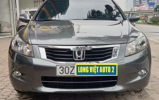 Bán Honda Accord đời 2010, màu xám, xe nhập, giá chỉ 475 triệu0