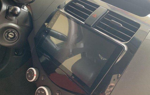 Bán Chevrolet Spark sản xuất 2015, màu trắng xe gia đình giá cạnh tranh5