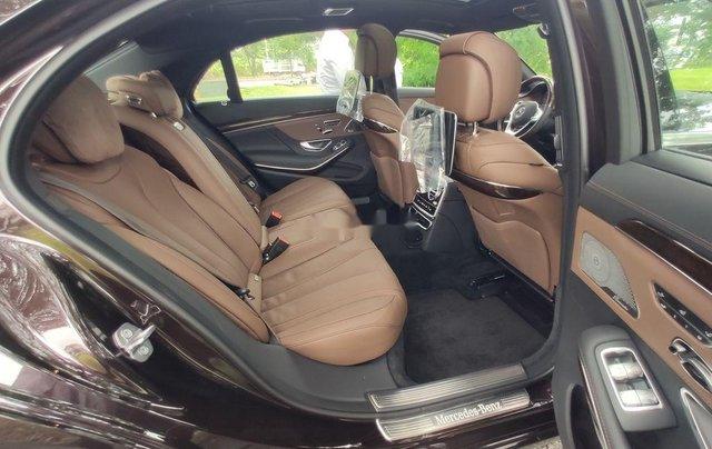 Bán xe Mercedes S450L đời 2019, màu đen, siêu lướt chính hãng9