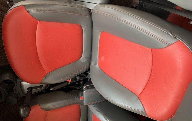 Bán Chevrolet Spark sản xuất 2015, màu trắng xe gia đình giá cạnh tranh7