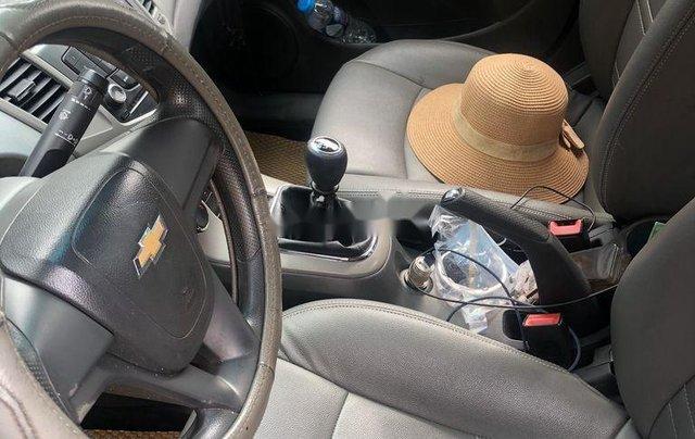 Bán ô tô Chevrolet Cruze sản xuất 2011, màu bạc 2