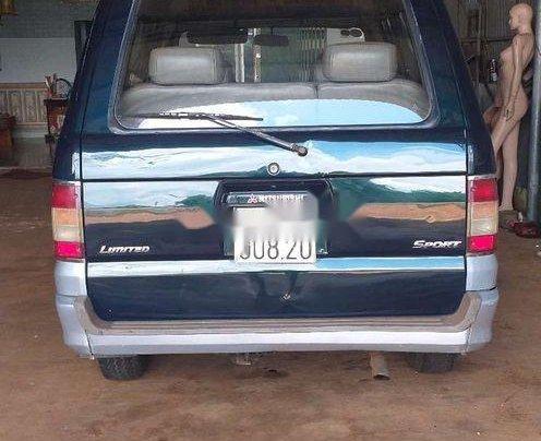Cần bán lại xe Mitsubishi Jolie sản xuất năm 2001, màu xanh lam, nhập khẩu 2