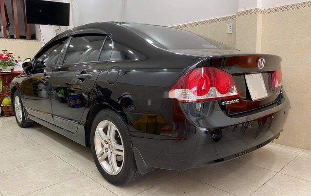 Bán Honda Civic 2.0L đời 2007, màu đen 1
