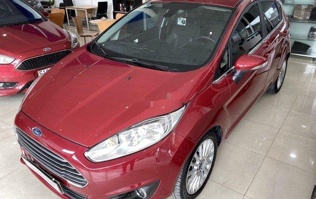 Bán Ford Fiesta sản xuất năm 2017, màu đỏ9