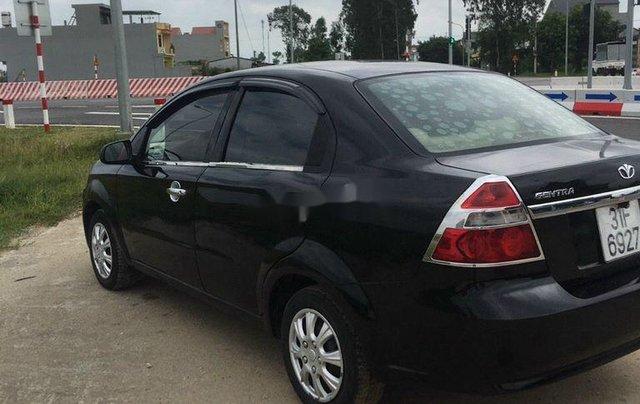 Cần bán Daewoo Gentra sản xuất 2010, màu đen2