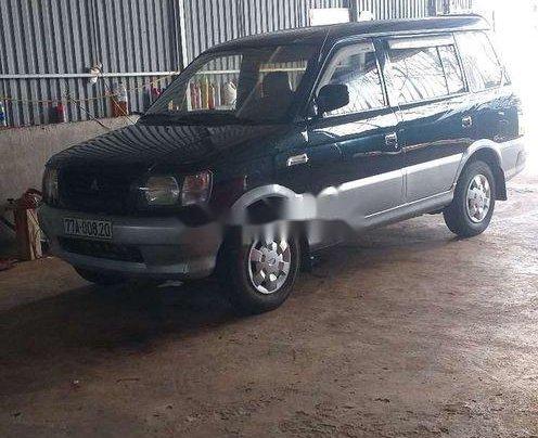 Cần bán lại xe Mitsubishi Jolie sản xuất năm 2001, màu xanh lam, nhập khẩu 0