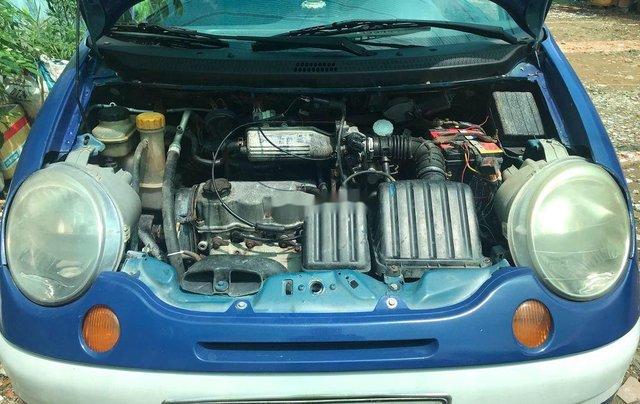 Bán Daewoo Matiz sản xuất năm 2004, màu xanh1