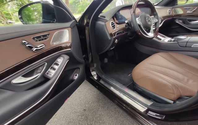 Bán xe Mercedes S450L đời 2019, màu đen, siêu lướt chính hãng11