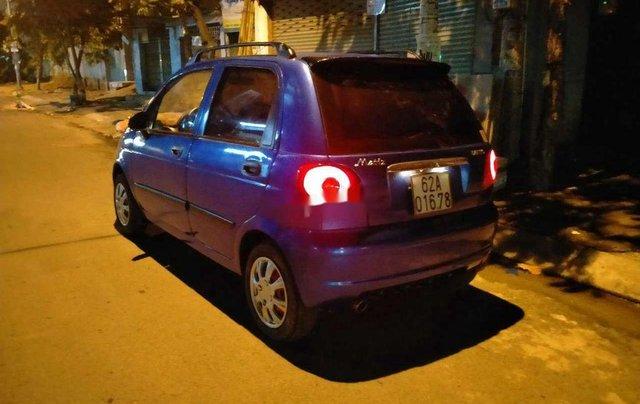 Cần bán Daewoo Matiz đời 2007, màu xanh lam, giá chỉ 82 triệu10