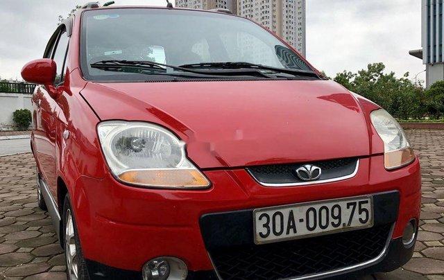 Bán Daewoo Matiz sản xuất năm 2010, màu đỏ, nhập khẩu1