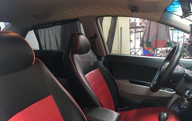 Bán Hyundai Grand i10 đời 2018, màu bạc như mới 8