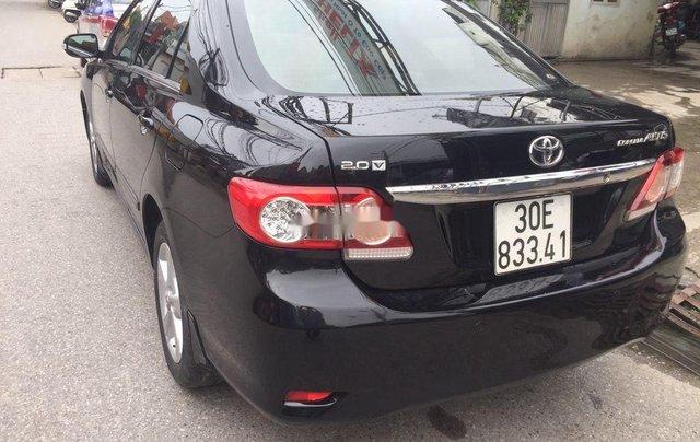 Bán ô tô Toyota Corolla Altis năm sản xuất 2010, màu đen 1