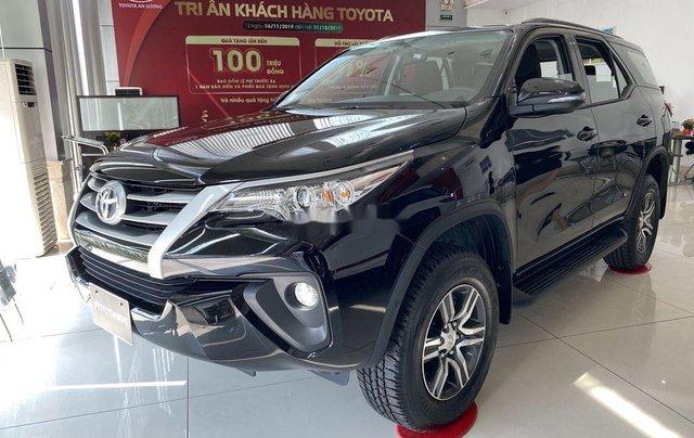 Bán ô tô Toyota Fortuner đời 2020, màu đen, mới hoàn toàn9