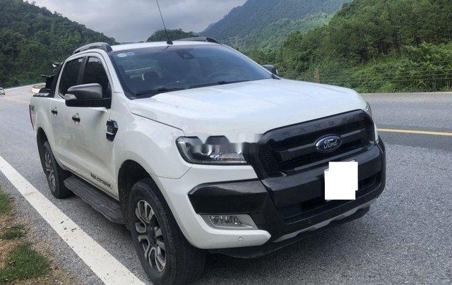 Cần bán Ford Ranger đời 2017, màu trắng, xe nhập0